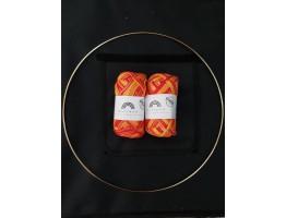 Mandala 12inch 100g 100% 4ply surprise kit