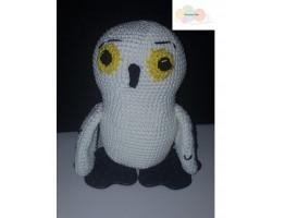 The Teething Snowy Owl