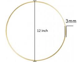 12 inch mandala dreamcatcher hoop