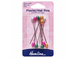 Florist Pins - 12pins per pack